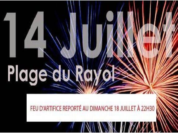 Festivités du 14/07/2021