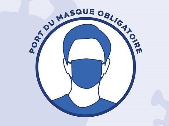 Attention !!! Rétablissement du port de masque obligatoire